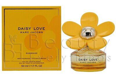 Daisy Love Sunshine by Marc Jacobs 1.7oz / 50ml EDT Spray NIB Sealed For Women (Daisy Love)