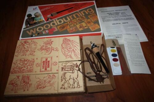 Woodburning ATF W132 Challenger 1 Set 1984