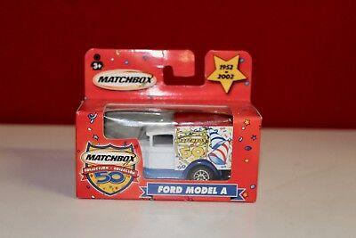 """Matchbox """"50 Jahre Machbox"""", 50 collection, Ford Model A, NEU!"""