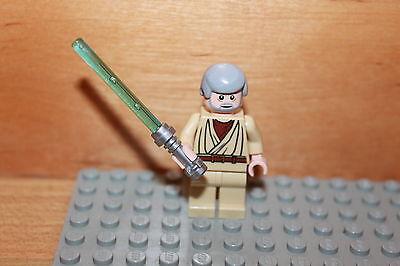 Lego Star Wars - Jedi Obi-Wan Kenobi Figur mit Lichtschwert aus Set 8092