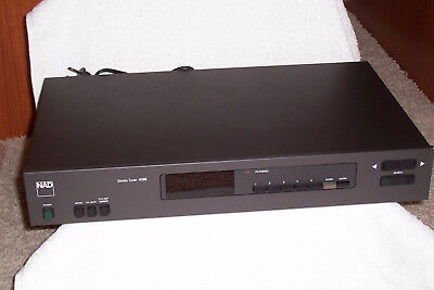 Vintage NAD 4155 AM/FM Stereo Tuner Home Audio Japan w/Box & Owner's Manual for sale  Defuniak Springs