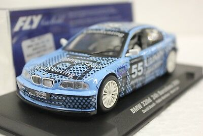 FLY A627 BMW 320d 24H BARCELONA 2004 NEW 1/32 SLOT CAR IN DISPLAY for sale  Shipping to India