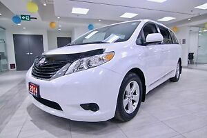 2014 Toyota Sienna LE ORIGINAL RHT VEHICLE, ONE OWNER, CLEAN CAR