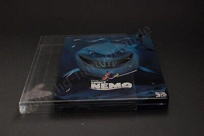 15x 3/4 Slipcase Schutzhüllen Protection Blu-Ray Steelbook 3-seitig geschlossen