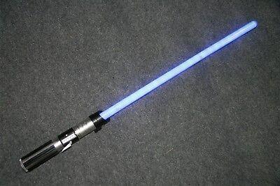 Star Wars Ultimate FX Style ANAKIN Darth Vader Lightsaber Blue Red Cosplay Troop