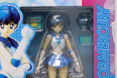 Sailor Moon S.H. Figuarts Sailor Mercury Bandai Anime Figure