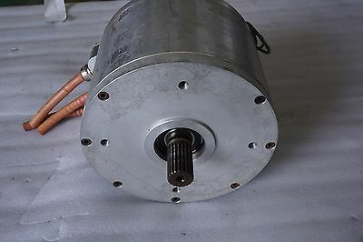 Uqm Technologies Power Phase 75 Motor 75Kw Rpm 8000 Spm218 114 3 75 Part 25935