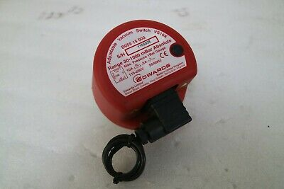 EDWARDS D059 15 000 RANGE 30-1000 mBar Absolute Vacuum Switch