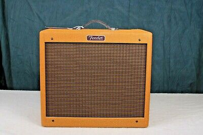 Fender Blues Jr. TWEED! EXCELLENT CONDITION! 15 watt Guitar Amp