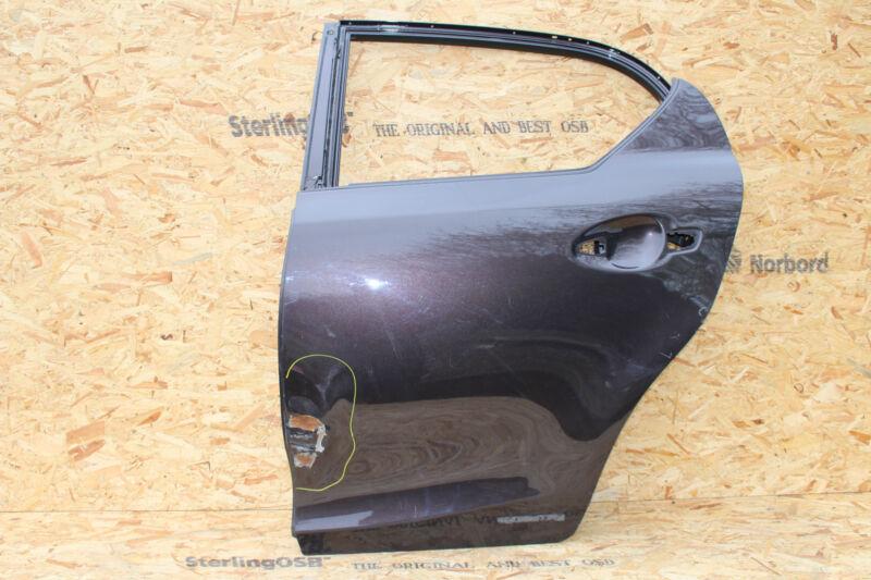 LEXUS CT200H 2011-17 GENUINE REAR DOOR LEFT SIDE