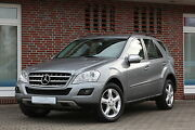 Mercedes-Benz ML 300 CDI BE 4-Matic SPORT*NAVI*LEDER*KLIMA*AHK
