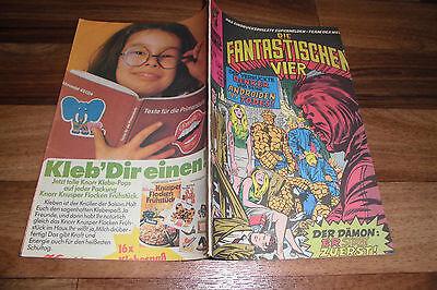 Marvel + Stan Lee + Williams:  die FANTASTISCHEN VIER # 92 -- in 1. Auflage 1976