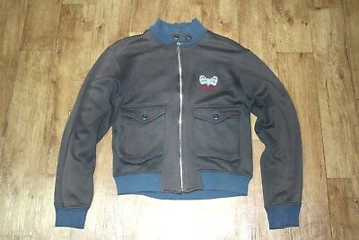 RARE! VTG 100% AUTH HYSTERICS GLAMOUR ZIP-UP JACKET MADE IN JAPAN