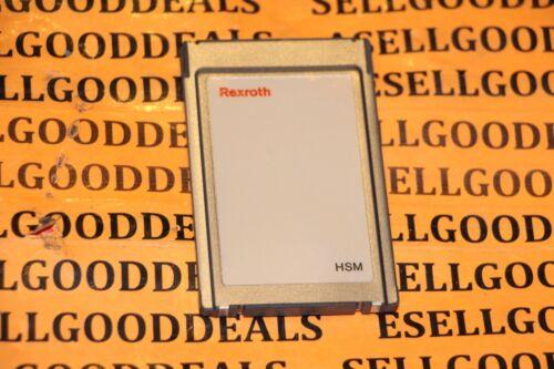 Rexroth HSM01.1-FW Memory Card HSM R911276718