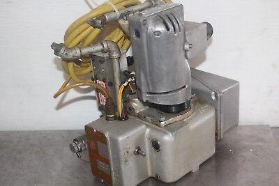 Burndy Hypress Hydraulic Pump Model Y6ac-2h