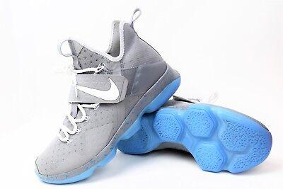 New Nike Lebron XIV Size 9.5  MAG Marty Mcfly Back to the Future 852405-005 (Nike Back To The Future)