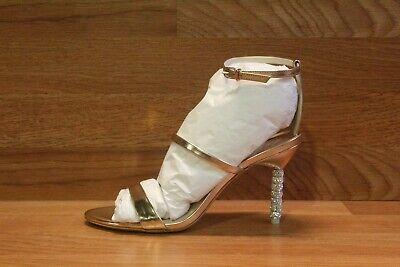Sophia Webster Rosalind Crystal 85 Women's High Heels Sz 39/ 8.5 US (J-23)