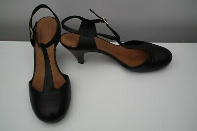 CHIE MIHARA * Lovely leather sandals / heels * Size 39.5 - US 9.5