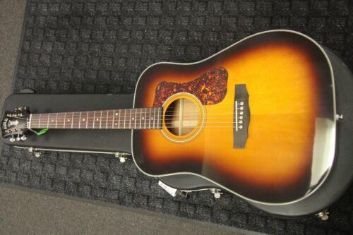 Guild D-140 ATB Acoustic Guitar Antique Burst w/Roadrunner HSC !!! MINT !!! D140