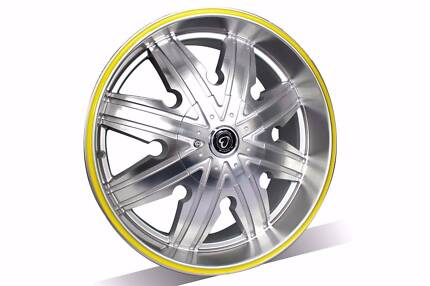 "20"" wheel $175 EACH!! Brand NEW FOR COMMODORE,FALCON,BMW3,LEXUS,"