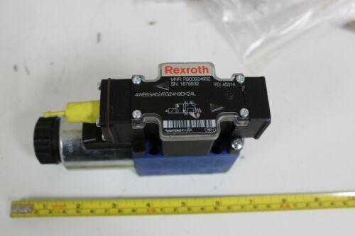 Rexroth R900924932 4WE6GA62/EG24N9DK24L Solenoid Directional Control Valve New