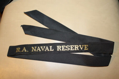 WW1 RN NAVAL RESERVE tally
