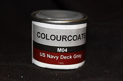 Colorcoats Modern USN Deck Grey - (M04)