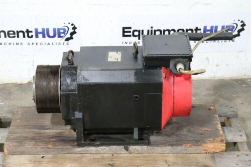 GE Fanuc AC 15S Spindle Motor, A06B-0757-B200#3100