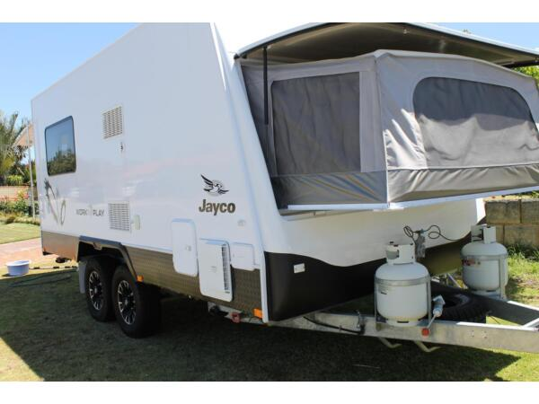 Jayco Work And Play Price Jayco Work And Play This 2013