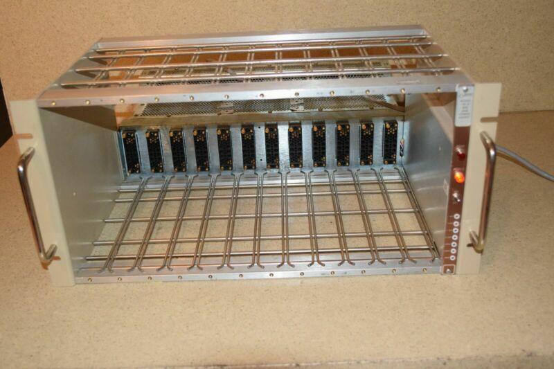 BNC MODEL TB-4 BIN & ORTEC 402D POWER SUPPLY (#6)