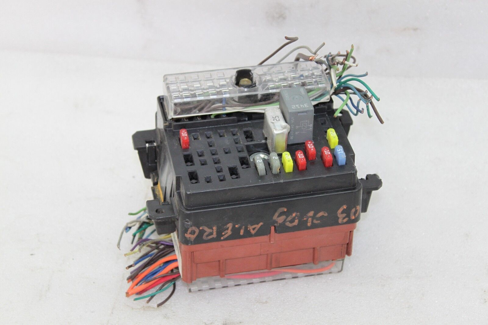 Used Oldsmobile Computers And Cruise Control Parts For Sale Page 76 Intrigue Fuse Box 28697019 2003 Alero Under Dash Rh Relay Fusebox C 1928