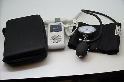 Edan Sd3 Vascular Doppler 8mhz Probe W Bp Cuff Abi Kit New Low Noise Model