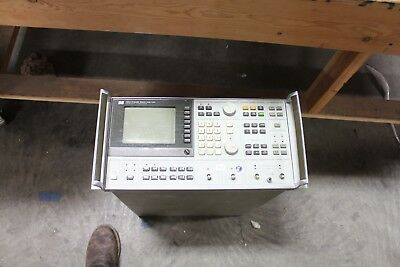 Hp 3562a Agilent Hp Dynamic Signal Analyzer 64 Uhz -100 Khz