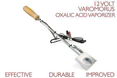 Varomorus Durable Oxalic Acid 12v Vaporizer Evaporator Varroa Mites Treatment