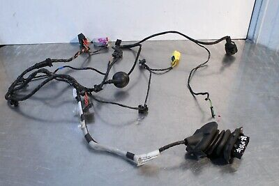 2006 SEAT ALTEA PASSENGER SIDE FRONT DOOR WIRING LOOM 5P2971121 (B2)
