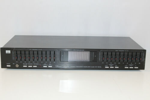 ADC SS-300SL Soundshaper Stereo Graphic Equalizer - NICE!