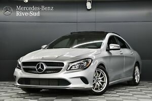 2018 Mercedes Benz CLA-Class 4MATIC COUPE, ENSEMBLE HAUT DE GAMM