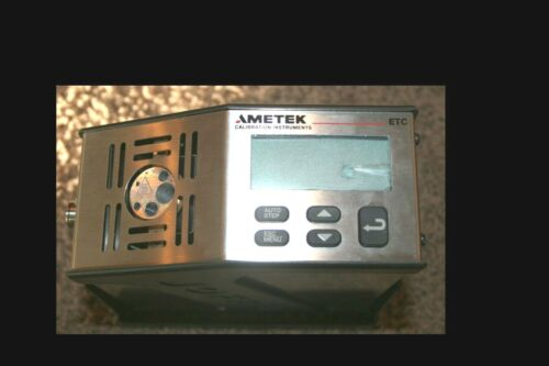 AMETEK/JOFRA ETC-400A 12 115VAC VERY WELL MAINTAINED USED UNIT