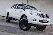 2013 Toyota Hilux SR5 4X4 DIESEL UTE Molendinar Gold Coast City Preview