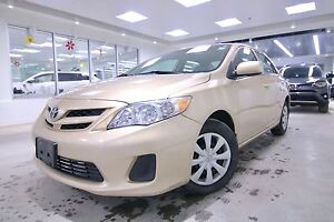 2013 Toyota Corolla  CE ORIGINAL RHT VEHICLE, ONE OWNER,CLEAN CA