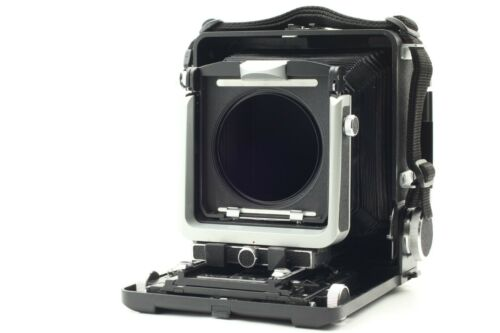 【NEAR MINT】 WISTA 45 BLACK Field Type 4x5 Large Format Camera From JAPAN #353