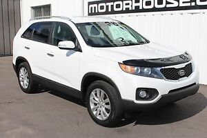2011 Kia Sorento EX V6 LEATHER, REVERSE CAMERA!!
