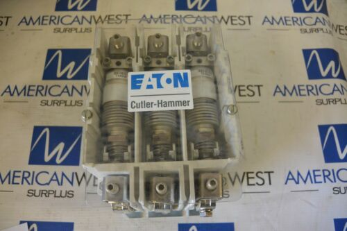 V201K4CJ EATON CUTLER HAMMER VACUUM CONTACTOR Size 4 120v Coil NEW TAKEOUT