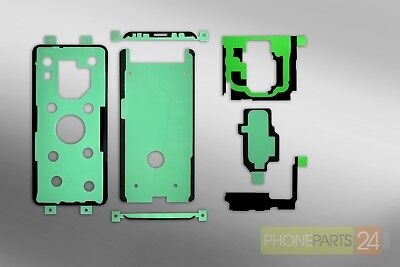 Samsung GALAXY S9 Plus G965 LCD Backcover Kamera Touch ID Sticker Kleber Set Samsung Lcd Back Cover