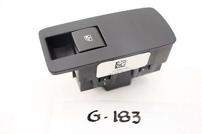 NEW GM OEM AC DELCO POWER WINDOW SWITCH BUICK REGAL REAR 14-17 BLACK 22915112 Ac Delco Window Switch