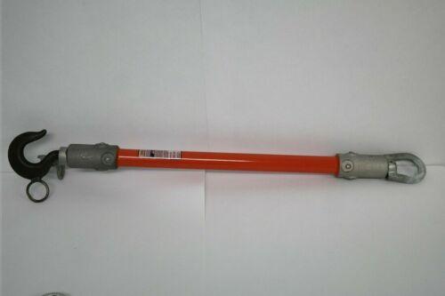"""Hubbell Power System Chance Stick C400-1175 15"""" Epoxiglas Hoist Link Stick"""