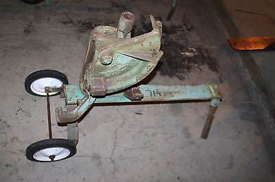 Greenlee 1801 Mechanical Pipe Bender