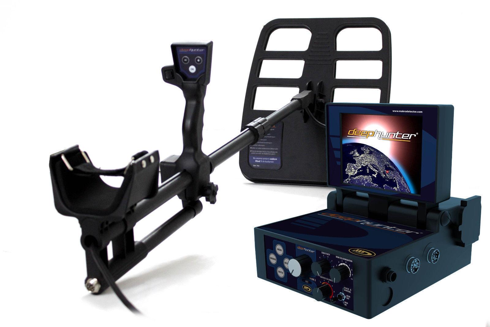 Makro Deephunter 3D Pro Package New With Full Warranty