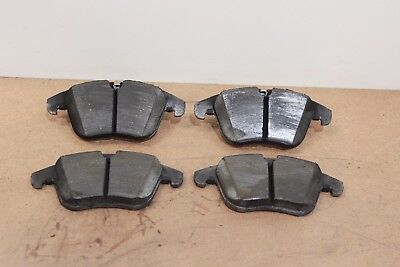 G709103 2009 2010 Jaguar XF Front Brake Pad Set 4.2L Without Supercharger OEM