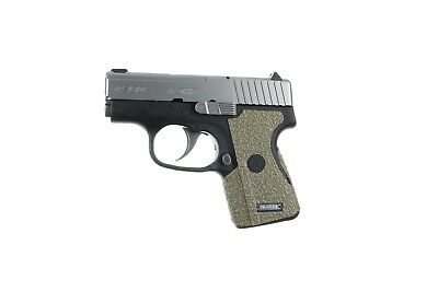 Talon Grips for Kahr Arms P380, CW380 in Moss Rubber Texture 303M for sale  Steamboat Springs